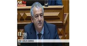 José Carlos Barros questionou o Ministro do Ambiente sobre as Demolições na Ria Formosa